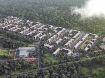 Генеральный план комплекса Sampo